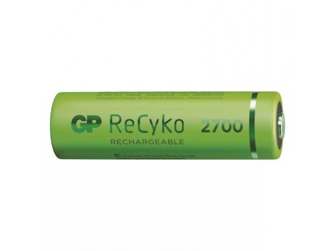 Nabíjecí baterie GP ReCyko+ 2700 HR6 (AA)