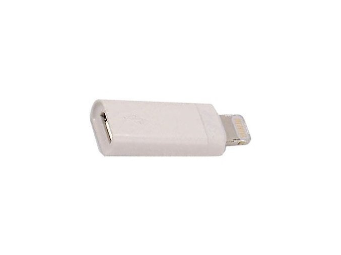 Redukce micro USB  iPhone
