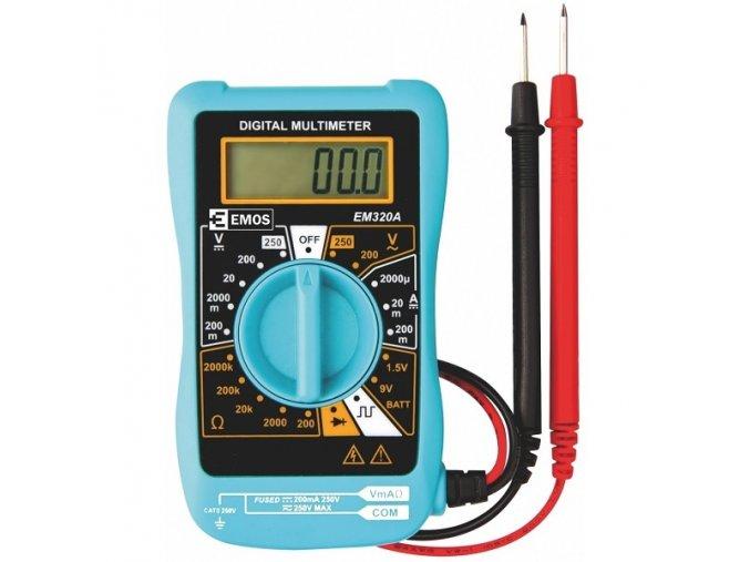 Multimetr digitální EM320A
