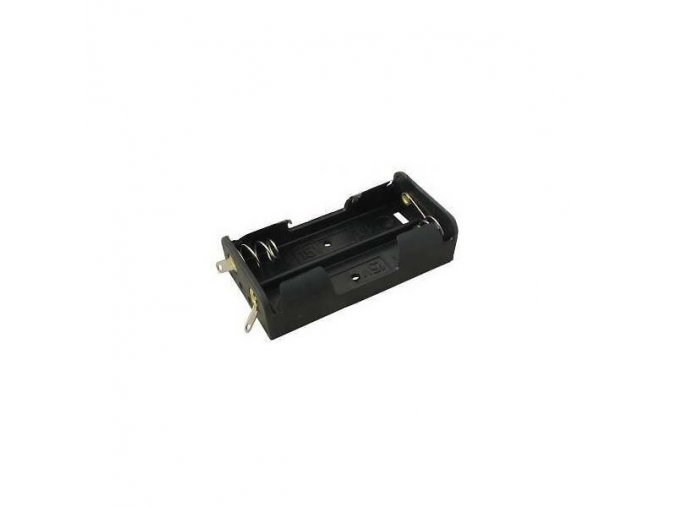 Držák baterií 2x AA LR6 s pájecími očky