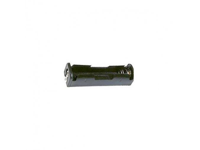 Držák baterií 1x AA LR6 s pájecími očky