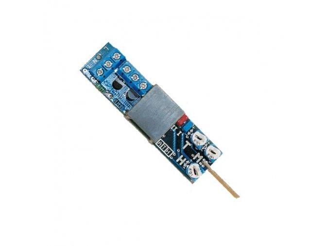 Elektronika PRIMO AT - regulace otáček, žaluzie, čas.spínač