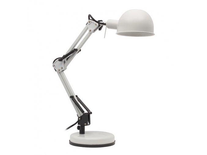 Stolní lampa PIXA KT-40-W Kancelářská, bílá