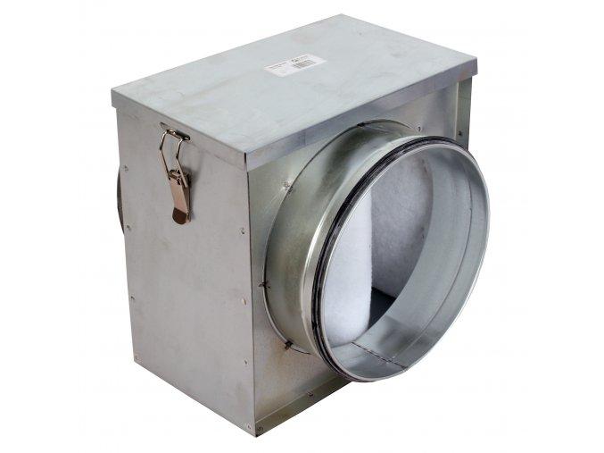 filtr vzduchu do potrubi pro zachytavani necistot o 200 mm 694 1