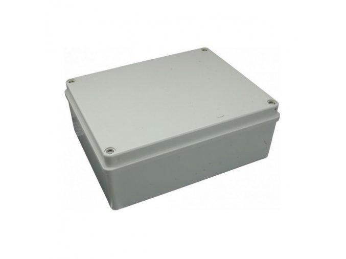 Krabice elektroinstalační 300x220x120 S-BOX 616 IP55