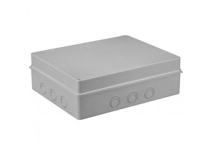 Krabice elektroinstalační 380x300x120 S-BOX 716 IP55