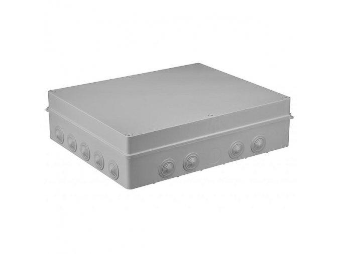 Krabice elektroinstalační 460x380x120 S-BOX 806 IP55