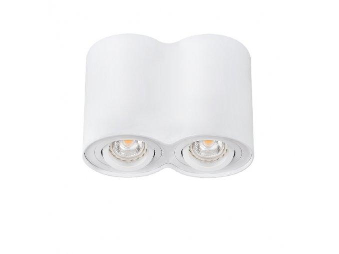 Svítidlo bodové přisazené Kanlux BORD DLP-250-W, bílá