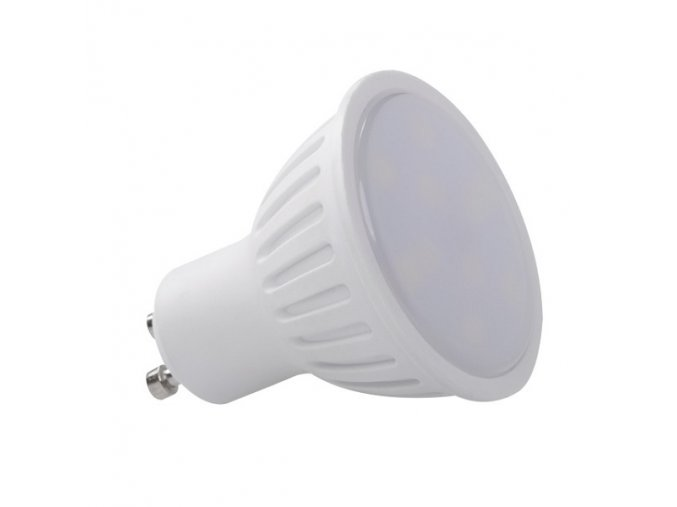 LED žárovka GU10 6W LED N GU10-CW studená bílá