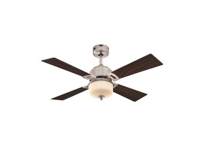 Stropní ventilátor se světlem Westinghouse 78010 Athena