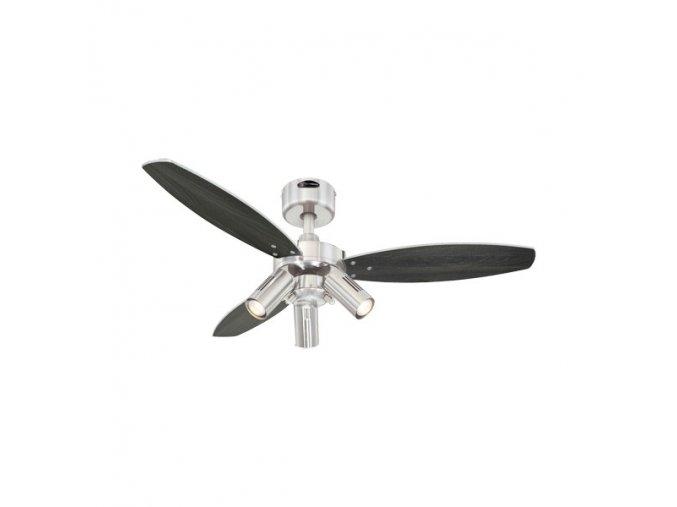 Stropní ventilátor se světlem Westinghouse 72290 Jet Plus