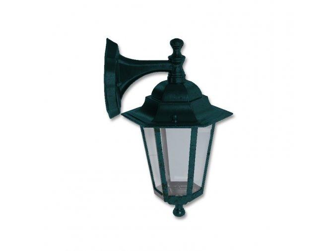 Světlo venkovní patina, Lucerna Z6102-PAT nástěnná