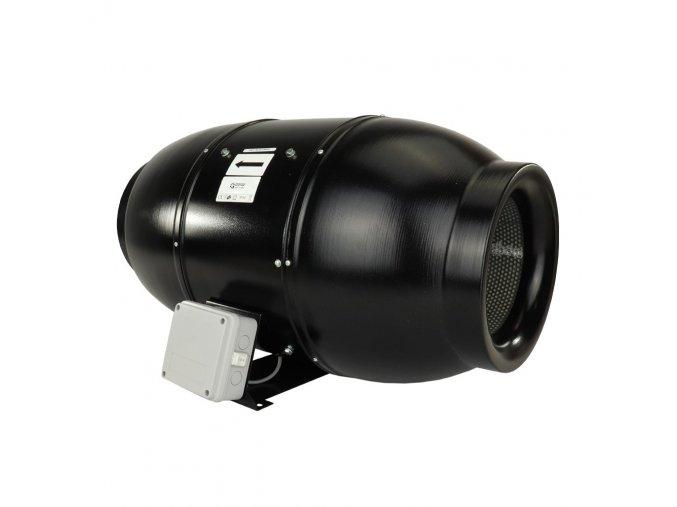 Ventilátor do potrubí Dalap AP 200 Quiet se sníženou hlučnosti
