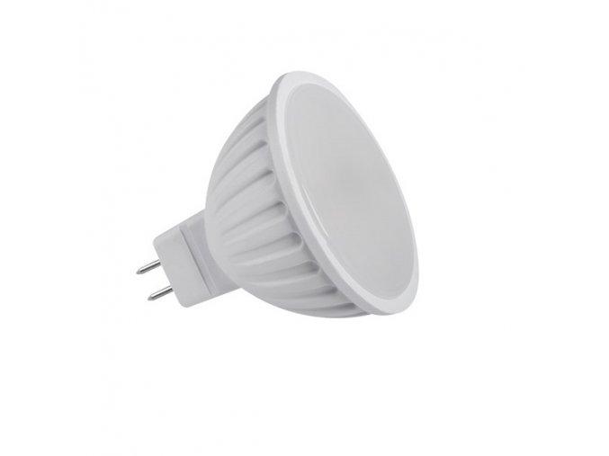 LED žárovka MR16 5W 12V TOMI LED MR16-WW teplá bílá