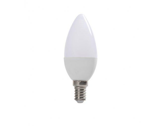 LED žárovka E14 6W svíčka MIO C37-WW teplá bílá