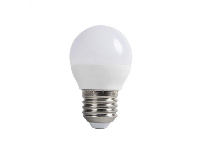 LED žárovka E27  6W MIO 6W G45-WW teplá bílá