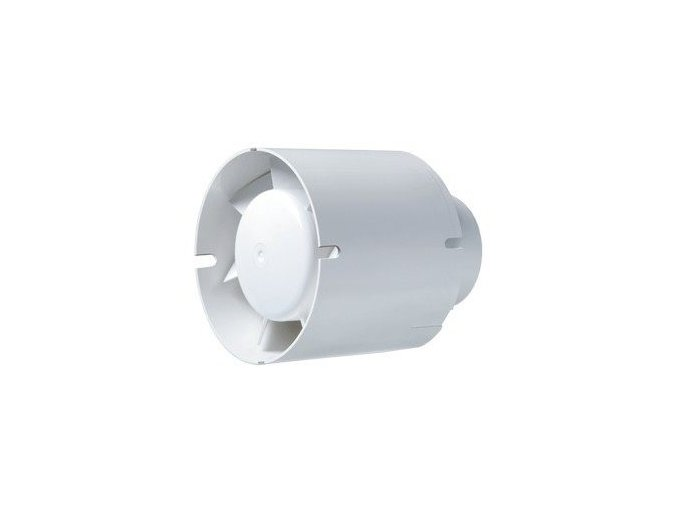 Ventilátor do potrubí Vents 100 VKO1 TL časovač a kuličková ložiska