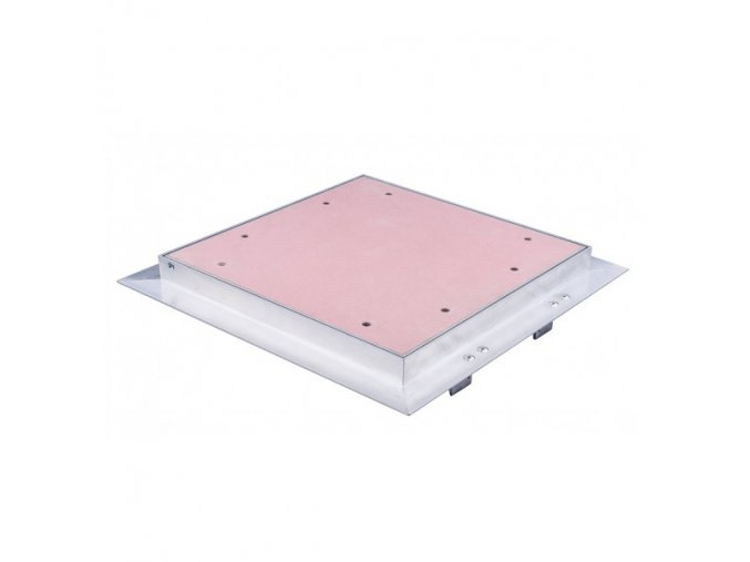 Revizní dvířka protipožární RFS 500x500 x25 GKF US EI45 strop