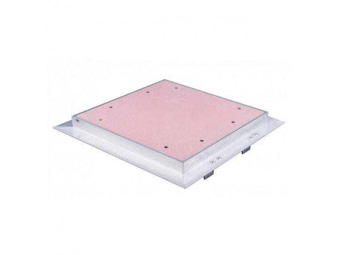 Revizní dvířka protipožární RFS 600x600 x25 GKF US EI45 strop