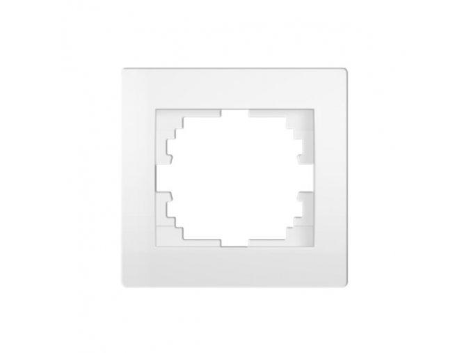 LOGI Jednoduchý horizontální rámeček - bílá