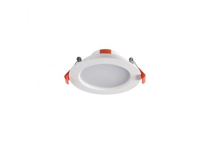 LED svítidlo LITEN LED 6W-WW/3000K kruh, teplá bílá 25560