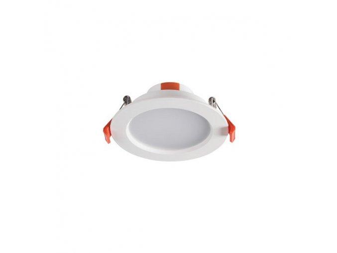LED svítidlo LITEN LED 8W-WW/3000K kruh, teplá bílá 25562