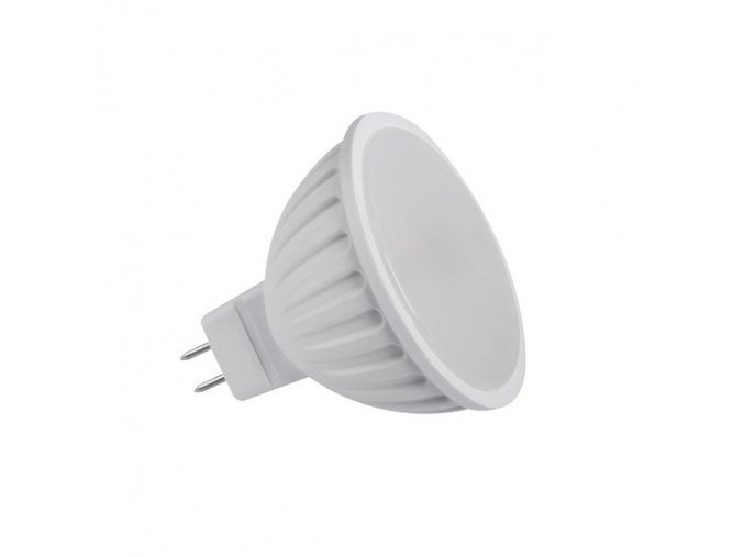 LED žárovka MR16 7W 12V TOMI LED MR16-WW teplá bílá