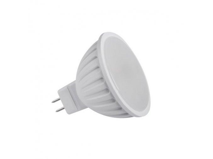LED žárovka MR16 7W 12V TOMI LED MR16-CW studená bílá