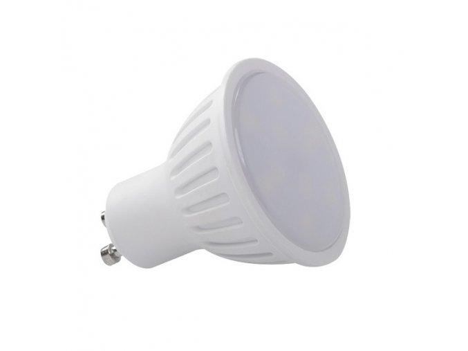 LED žárovka GU10 7W TOMI LED GU10-WW teplá bílá