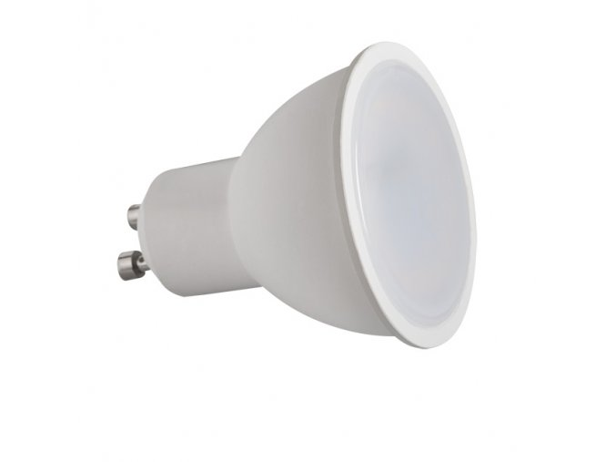 LED žárovka GU10/230V 8W Kanlux LED N GU10-CW studená bílá