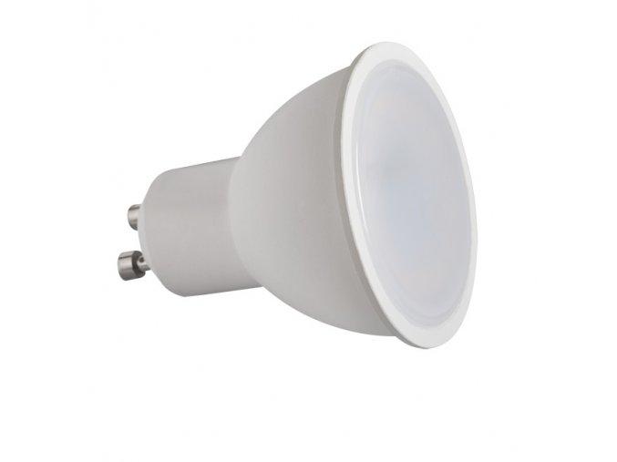 LED žárovka GU10 8W LED N 8W-CW studená bílá