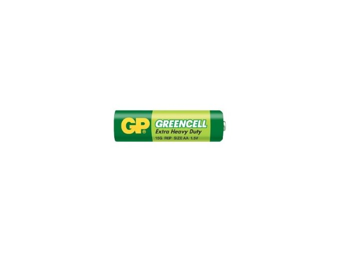 Baterie AA (R6) Zn-Cl GP Greencell
