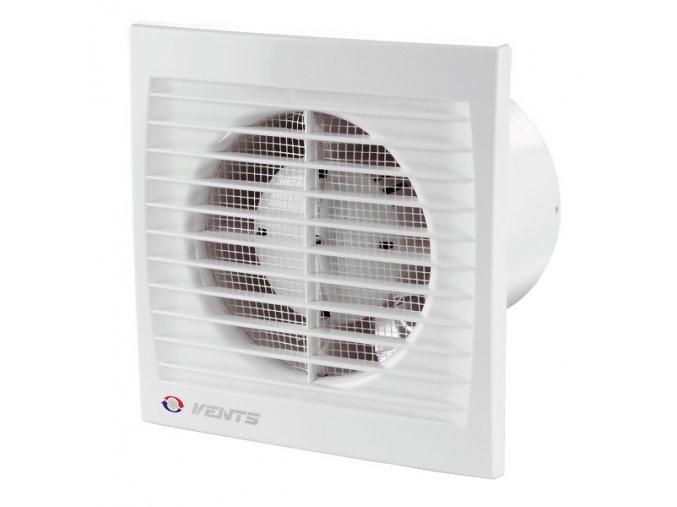 Ventilátor Vents 125 SQ se sníženou hlučností