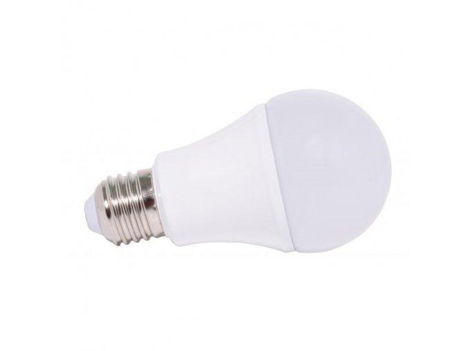 LED žárovka E27 10W LED10W-A60/E27/4200K bílá