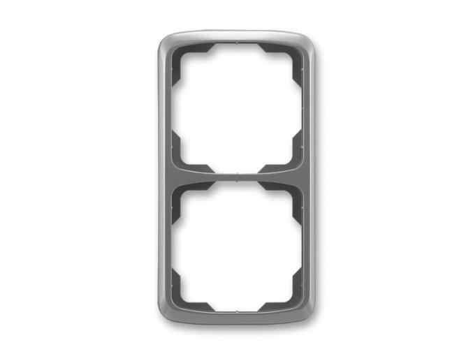 Rámeček TANGO 3901A-B21 S2 dvojnásobný svislý