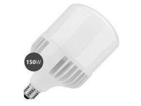 LED žárovka E40 150W LED150W-E40/5000 bílá