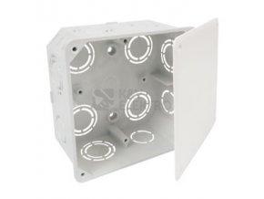 Krabice elektroinstalační KO 100 s víčkem