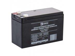 oloveny akumulator 12v 7ah B9691