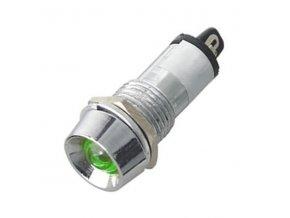 kontrolka 12V LED zelena k460i