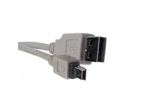 kabel usb 1 8m konektor usb a mini usb b 5pin