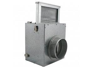 filtr vzduchu pro krbovy ventilator 125 mm