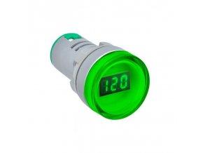 kontrolka 60 500v 22mm zelena r056a
