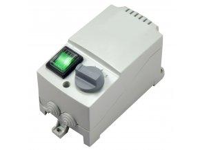 transformatorovy regulator otacek ventilatoru trr 3 0