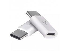 Adapter USB micro BF na USB CM 2kusy