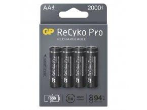 Nabijeci baterie GP ReCyko Pro Professional AA