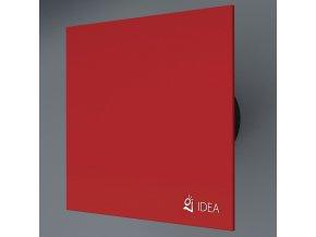 Panel IDEA front K 3004 Red dark 01