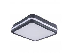 Přisazené svítidlo LED BENO N 18W NW-L-GR grafit