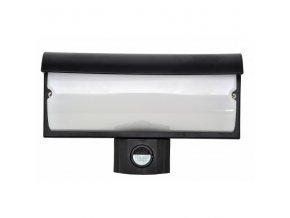 LED svítidlo s čidlem pohybu WHLX84-CR černé