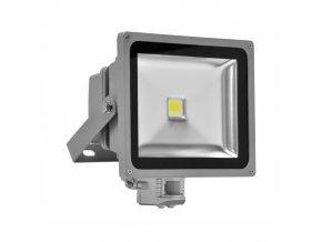 LED reflektor 30W s pohybovým čidlem RLEDF02-30W/PIR 3500K