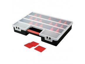 Plastový organizér XL, 460x325x80mm